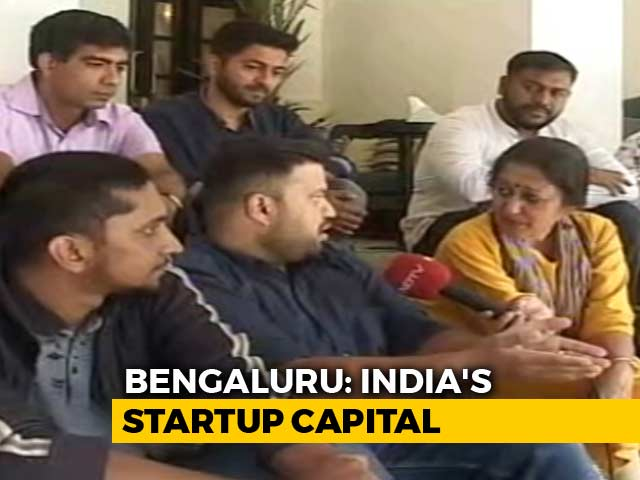 Video : Mission Karnataka: Startups Talk About The Election