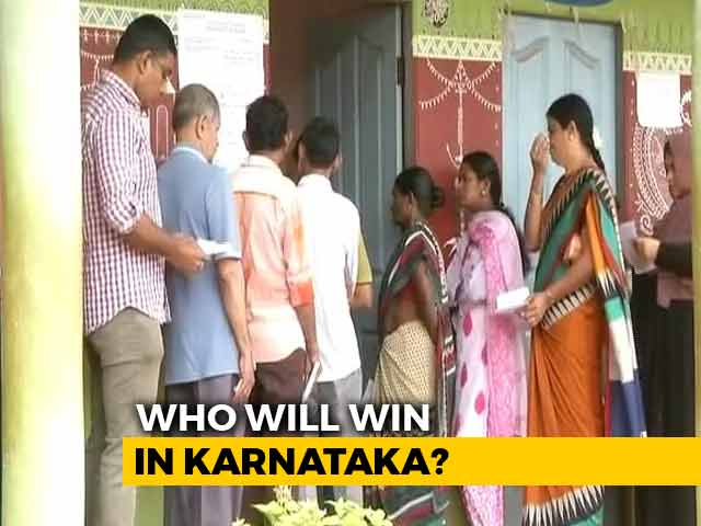 "Video : ""You'll Get A Surprise,"" Says HD Deve Gowda's Son On Karnataka Results"