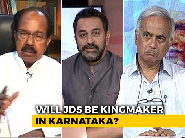 Video : Hung House In Karnataka? What Exit Polls Show