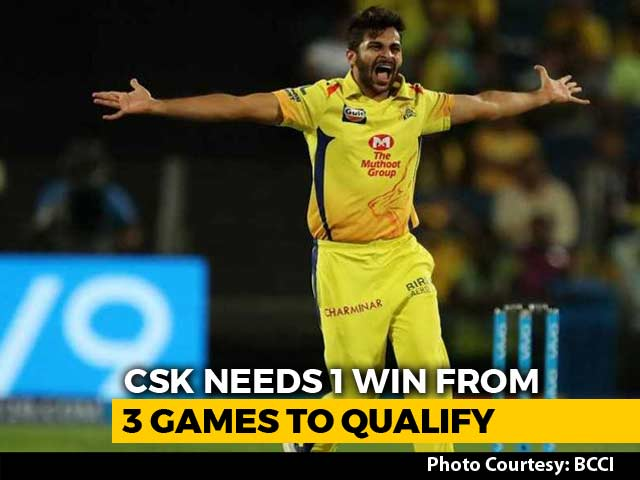 Video : Will CSK's Bowlers Respond To Dhoni's Challenge?