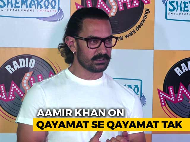 Aamir Khan's Mistake While Shooting The Climax Of QSQT
