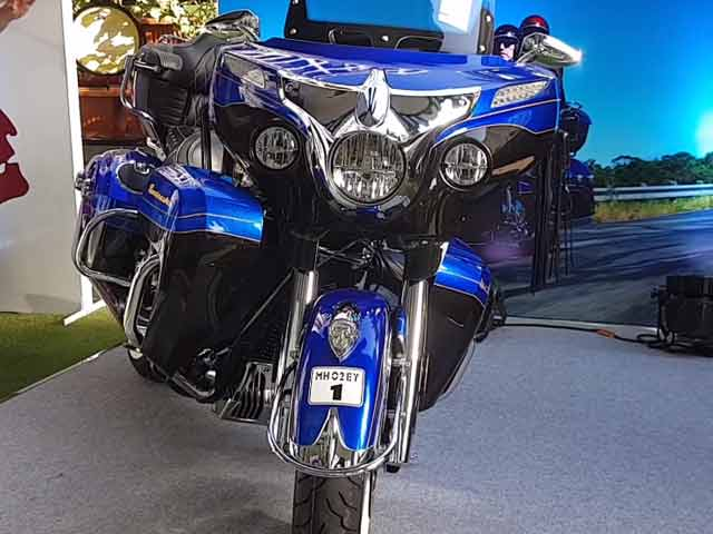 Video : 2018 Indian Roadmaster Elite Launched In India