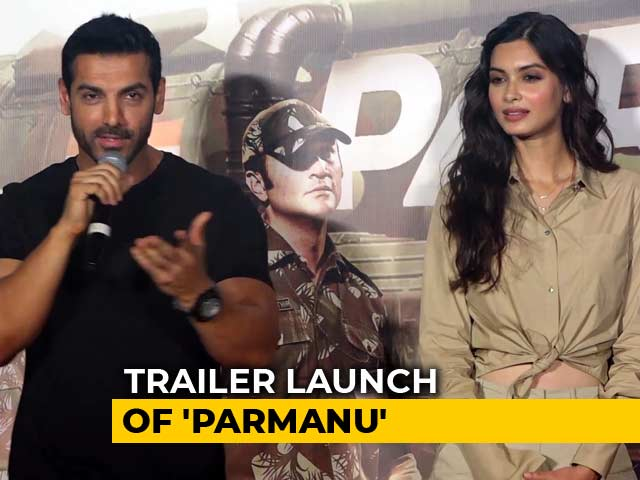 John Abraham On Parmanu - The Story Of Pokhran