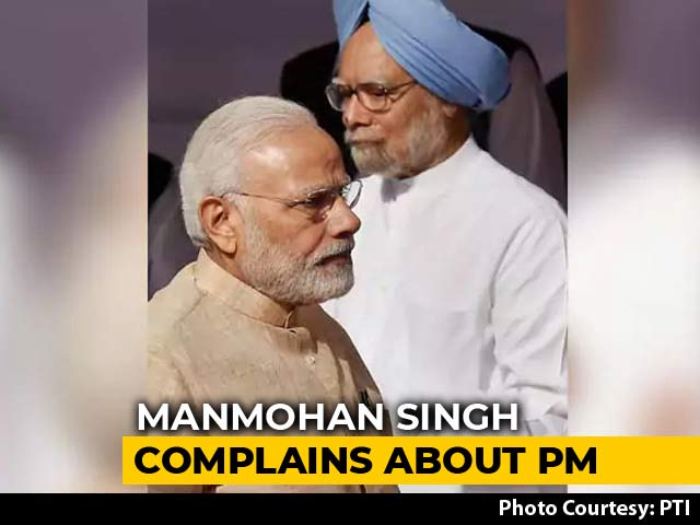 Video : PM's Language Unacceptable, Manmohan Singh And Co. Write To President