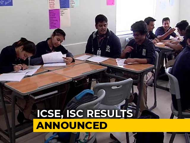 Video : CISCE Declares ICSE, ISC Result 2018