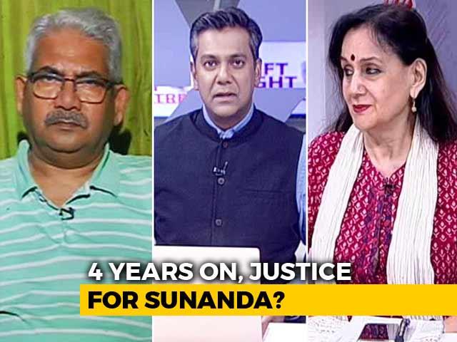 Video : Sunanda Pushkar Death: Shashi Tharoor Charged