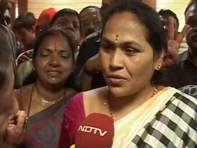 Video : We Will Implement Everything From Manifesto, Says BJP's Shobha Karandlaje
