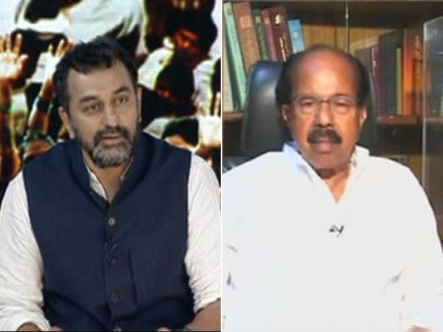 Video : Rahul Gandhi Can't Be Blamed. His Campaign Was Dynamic: Congress' Veerappa Moily
