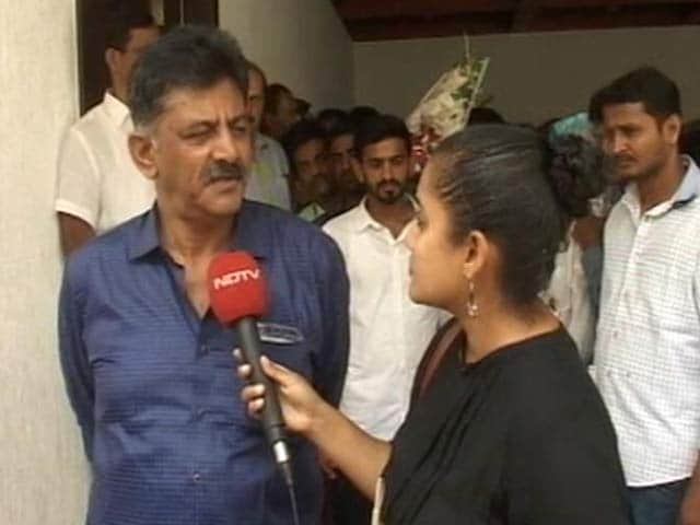 Video : Rahul Gandhi Did His Best In Karnataka, Said Congress Leader DK Shivakumar