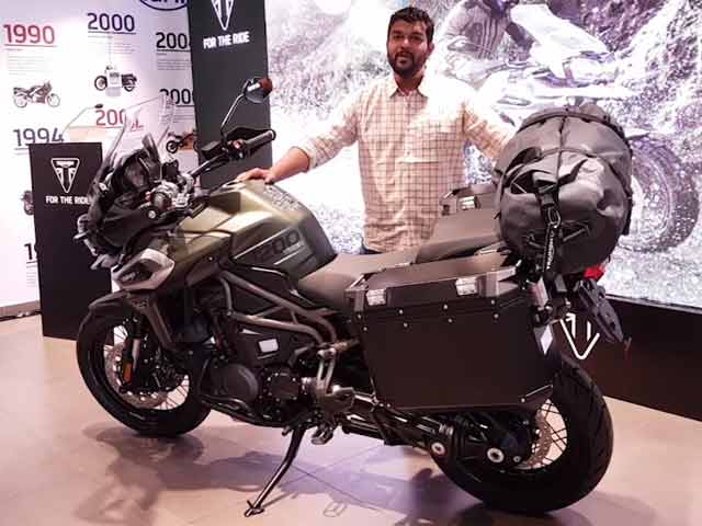 2018 Triumph Tiger 1200 Launched