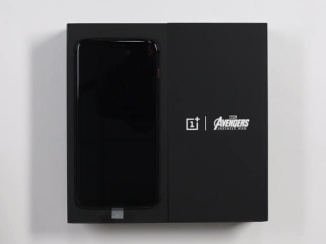 Video : OnePlus 6 Marvel Avengers Limited Edition: What's Different