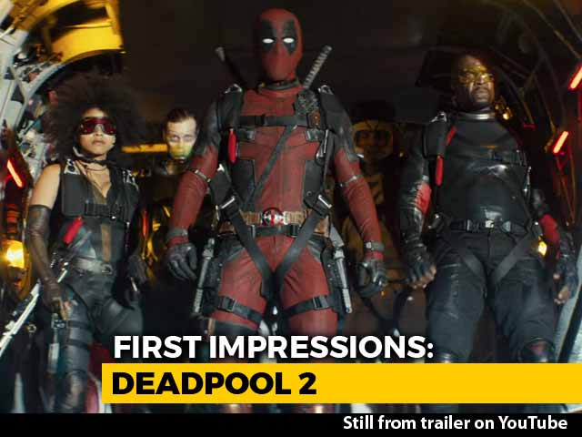 First Impressions Of Deadpool 2