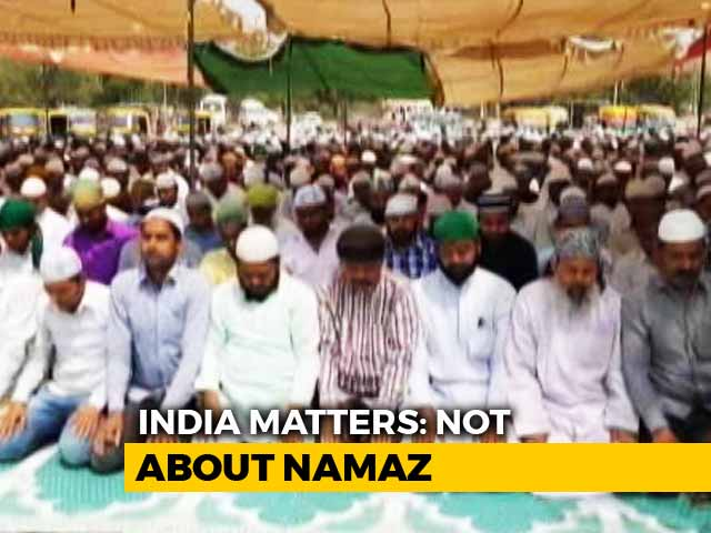 Video : The Gurgaon Row: Not About Namaz?