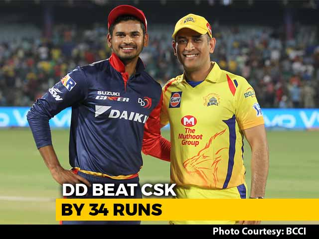 Disciplined Delhi Daredevils Outclass Famed Chennai Super Kings