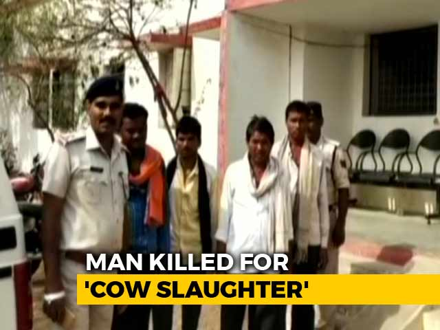 Video : Man Beaten To Death In Madhya Pradesh By Mob That Suspected Cow Slaughter
