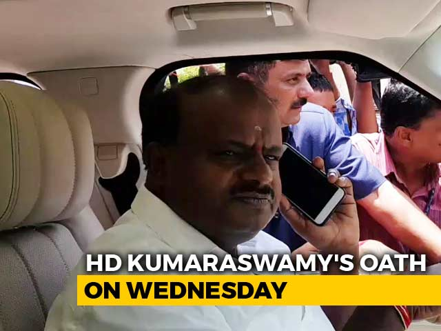 Video : No Rotational Chief Ministership Arrangement With Congress: Kumaraswamy