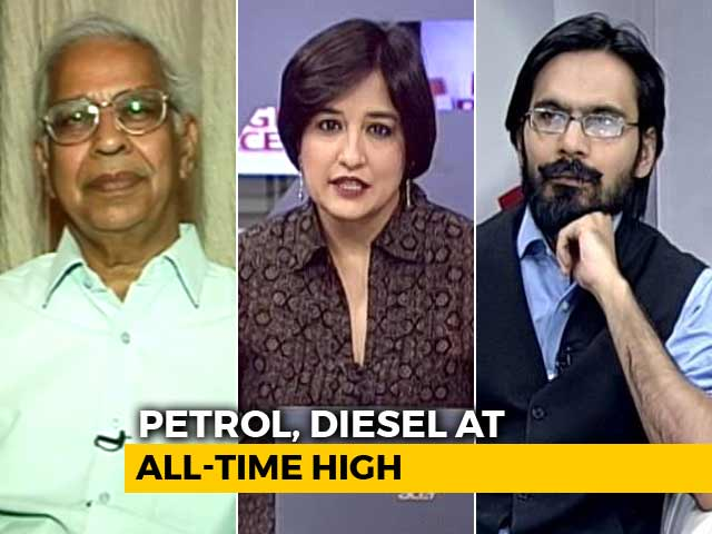 Video : Why Isn't The Government Lowering Fuel Taxes?