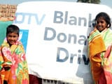 Video: NDTV's blanket drive
