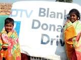 Video: NDTV's blanket drive