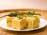 Video: Steamed Dhokla
