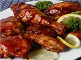 Video: Chicken in Barbeque Sauce