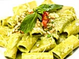 Video: Pasta Salad with Asparagus Dressing
