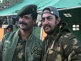 Video: Jai Jawan with Aamir Khan (Aired: August 2003)