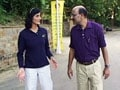 Video: Walk The Talk: Sunita Williams (Aired: October 2007)