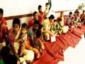 Video : In West Bengal, 114 children given hepatitis vaccine instead of polio drops
