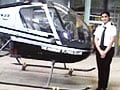 Video : This Kashmir teen is all set to spread her wings
