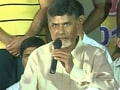 Video : On fast against Telangana, Chandrababu Naidu backed new state in 2008 letter: Congress
