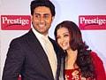 Video : Aishwarya, Abhishek to host a fundraiser with Sharon Stone