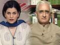 Video: Rahul is not a robot, not emotionless like Modi: Khurshid to NDTV