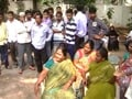 Video : Hyderabad bus fire: Agonising wait for families waiting to claim bodies