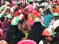 Video : मुस्लिम दुल्हनों को कर्नाटक सरकार का तोहफा