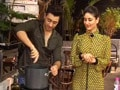 Video: Celebrity cook-off: In the kitchen with Kareena and Imran