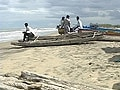 Video: The tsunami: 100 days after (Aired: April 2005)