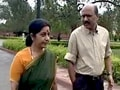 Video: Walk The Talk: Sushma Swaraj (Aired: May 2006)