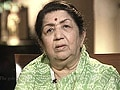 Video: My voice is a gift of nature: Lata Mangeshkar (Aired: September 2008)