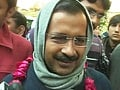 Video : Arvind Kejriwal and his AAP ministers to be sworn in on Saturday