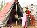 Video : 'All we have is this tent', say Muzaffarnagar riot victims shifted out of relief camp