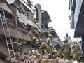 Video : Goa building collapse: 15 killed, many feared trapped