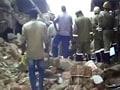 Video : गोवा में इमारत गिरी, 16 लोगों की मौत