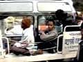 Video : Kolkata: Controversy over student leader's death; Trinamool demonstrates, blames Left