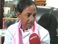 Video: Telangana state by February 15: K Chandrasekhara Rao to NDTV