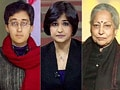 Video : No space for women in AAP, says founding member