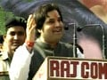 Video: Varun Gandhi's return to his roots