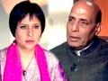 Video: तेलंगाना पर सरकार की नीयत साफ नहीं : राजनाथ सिंह