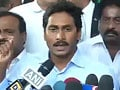 Video : Democracy killed in broad daylight; black day in India's history: Jagan Reddy