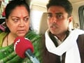 Video: In Rajasthan, Vasundhara Raje's door-to-door campaign vs Sachin Pilot's road show